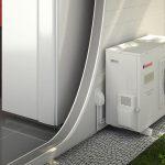 Installation d'une à pompe à chaleur